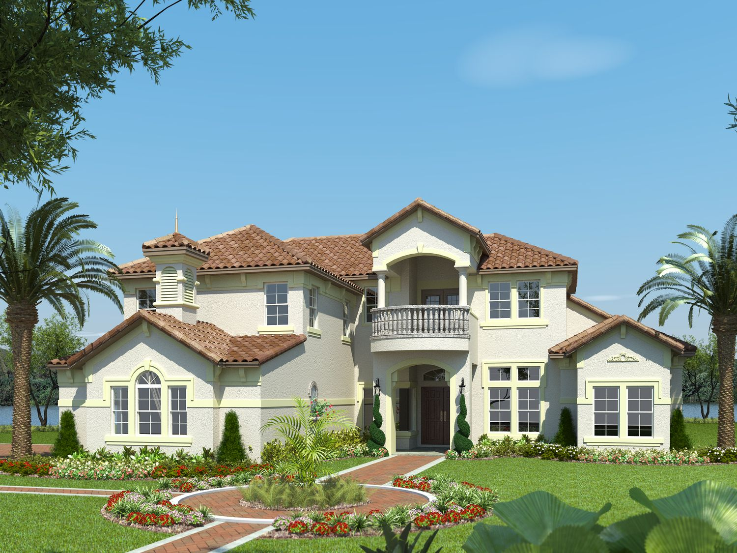 Single Family for Sale at Heritage Green - The Deauville 2310 Pinehurst Ct Davenport, Florida 33837 United States