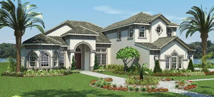 Single Family for Sale at Heritage Green - The Wyndham Iv 2310 Pinehurst Ct Davenport, Florida 33837 United States