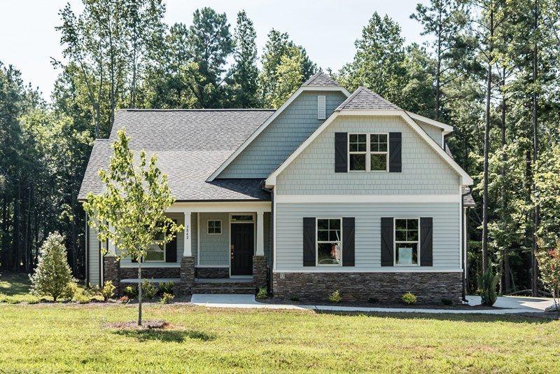 Single Family for Sale at Sage 3822 Ironwood Drive Franklinton, North Carolina 27525 United States