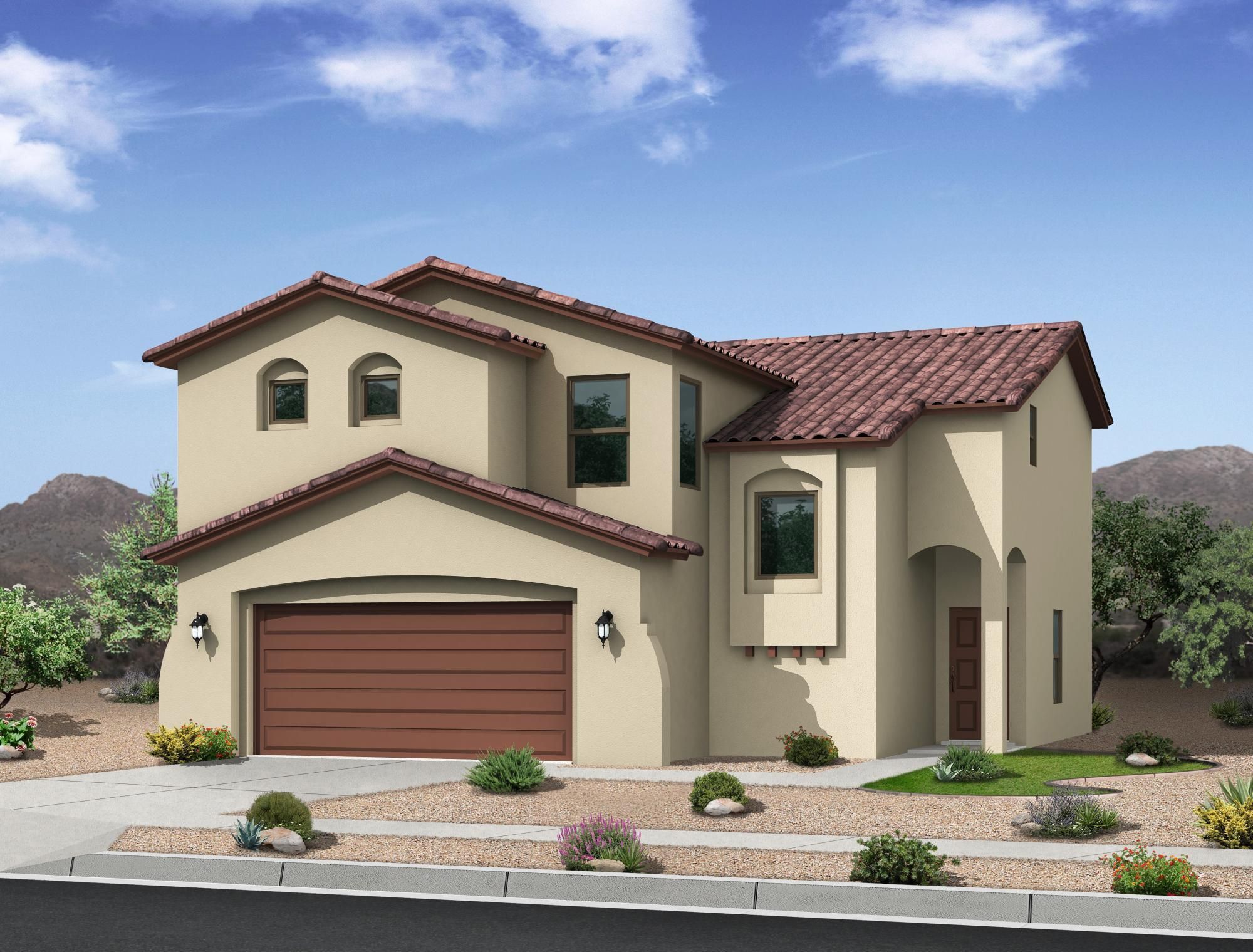 Single Family for Sale at Rancho Valencia - The Jacqueline 1620 Camino Canyon Sw Los Lunas, New Mexico 87031 United States