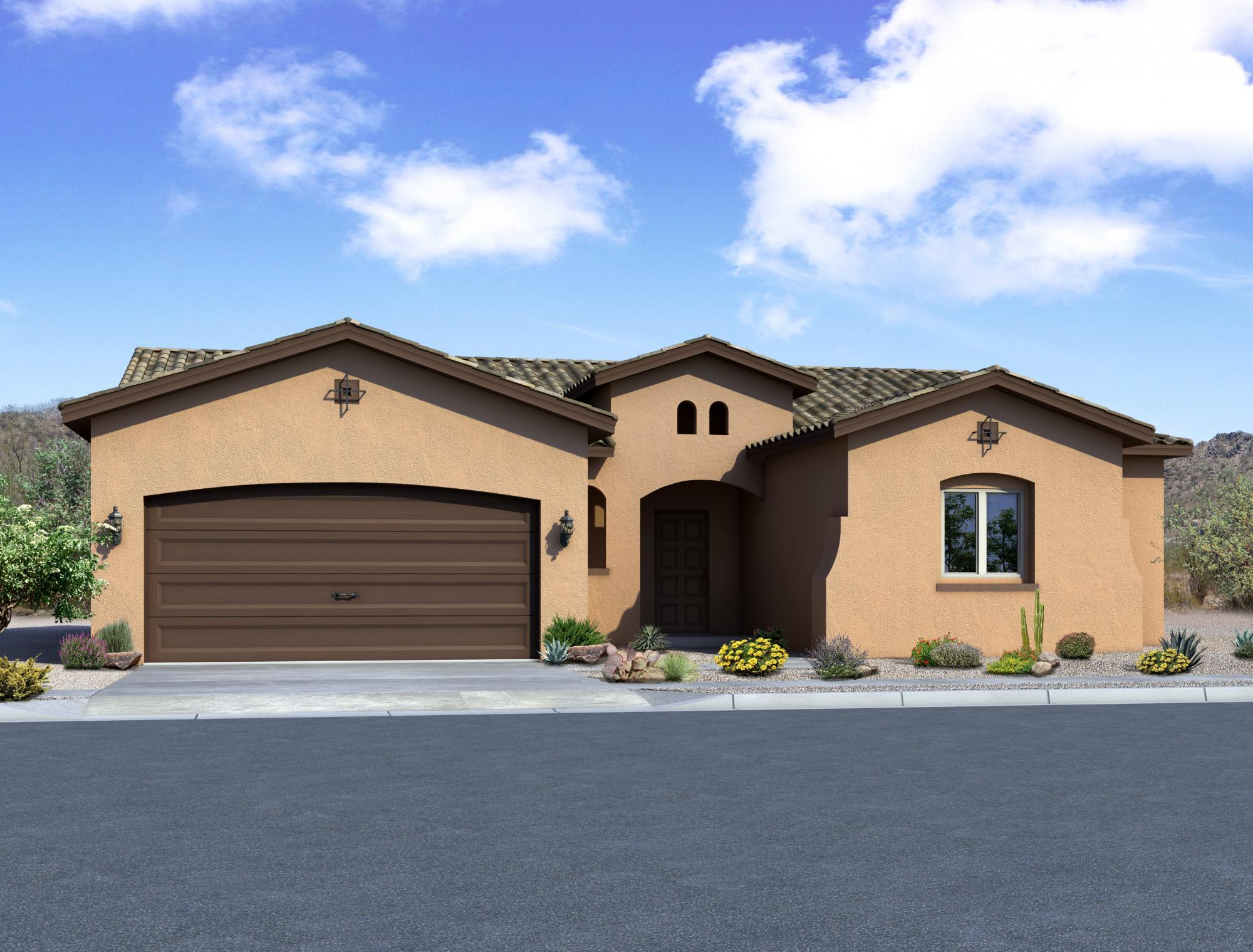 Single Family for Sale at Rancho Valencia - The Anne 1620 Camino Canyon Sw Los Lunas, New Mexico 87031 United States