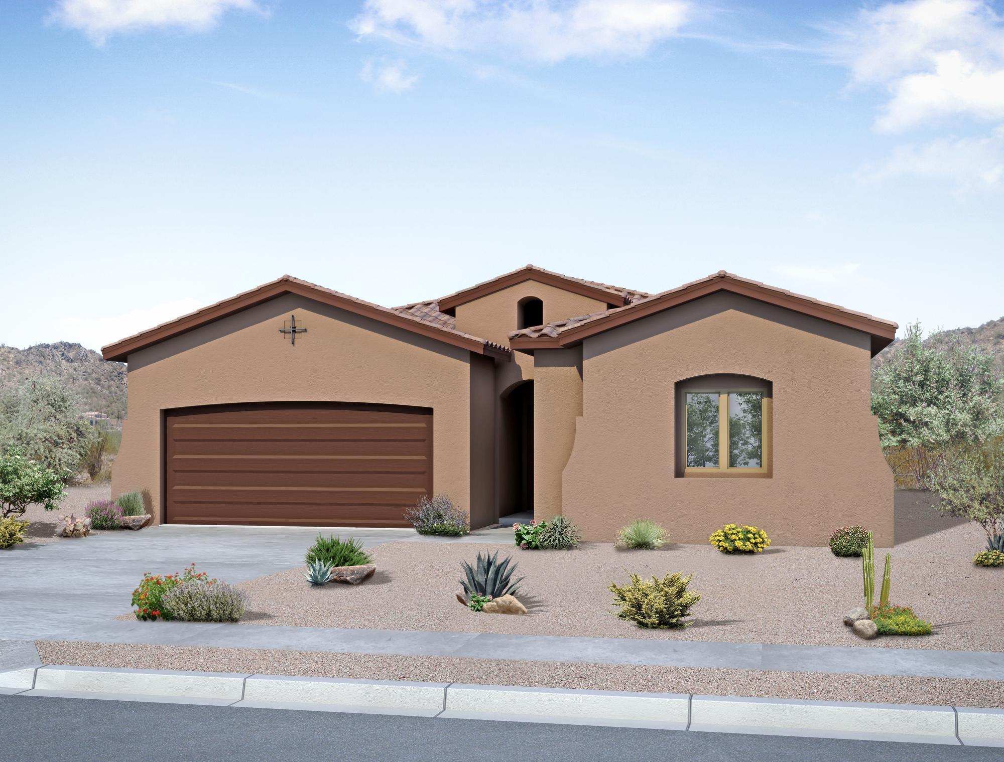 Single Family for Sale at Rancho Valencia - The Jane 1620 Camino Canyon Sw Los Lunas, New Mexico 87031 United States