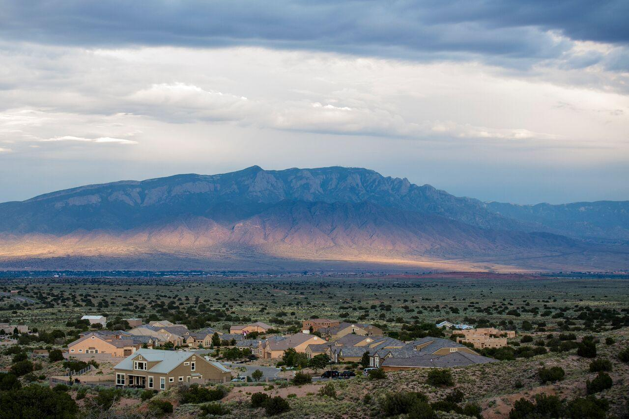 Single Family for Sale at The Marilyn Ii 1822 Castle Peak Loop Ne Rio Rancho, New Mexico 87144 United States