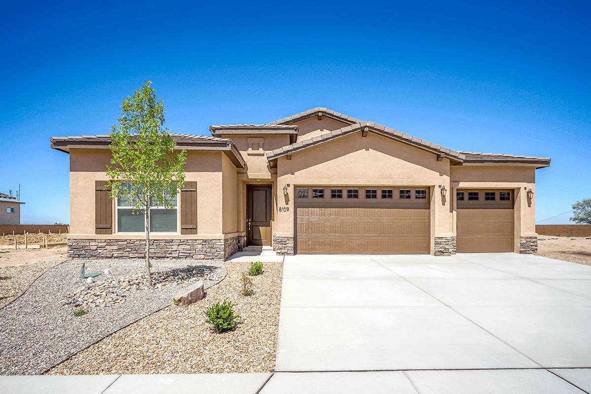 Single Family for Sale at Desert Ridge - The Marilyn Ii 8715 Desert Finch Ln Ne Albuquerque, New Mexico 87122 United States