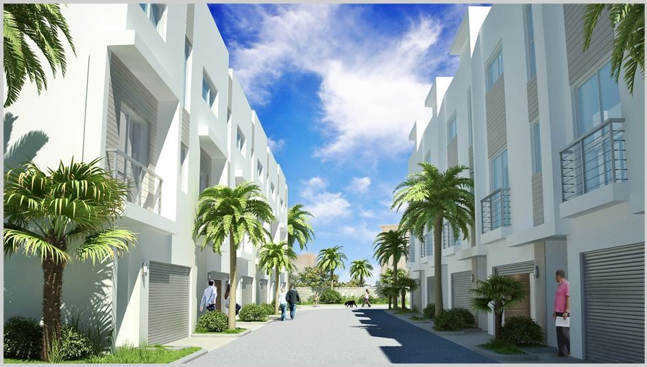 Photo of 14th & Ocean Townhouses in Pompano Beach, FL 33062