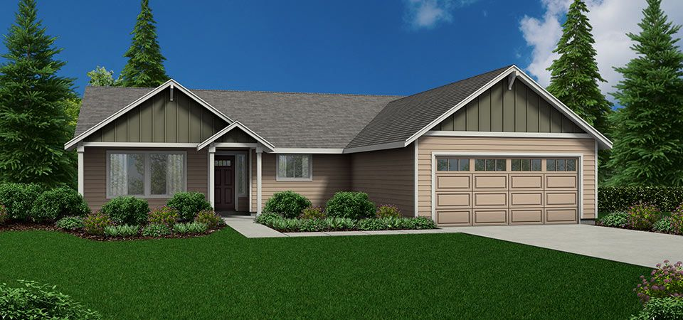adair homes northwest washington build on your lot new