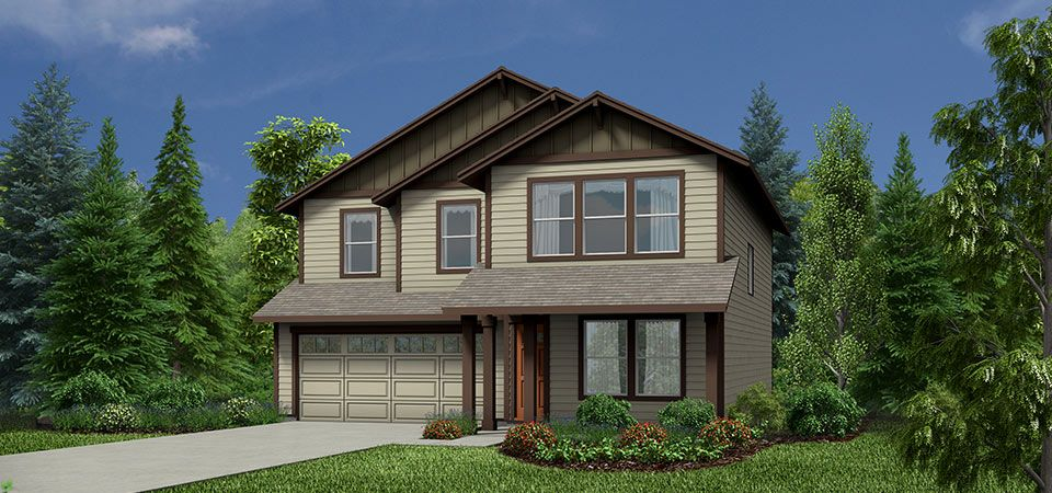 Adair homes central washington build on your lot the columbia yakimayakima county yakima for Build on your lot washington state
