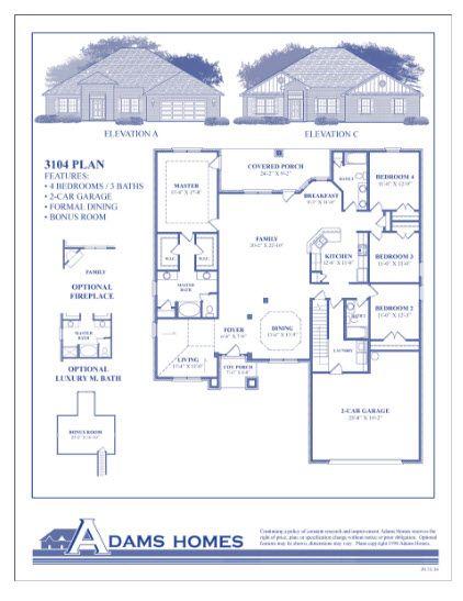 Single Family for Sale at The Preserve - 3104 Preserve Drive Benson, North Carolina 27504 United States