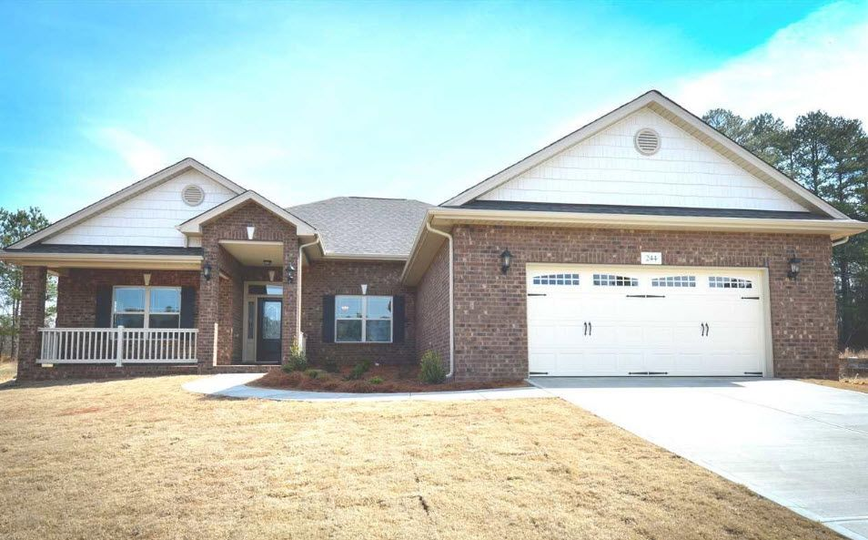 Single Family for Sale at 2948 247 Windy Creek Drive Angier, North Carolina 27501 United States