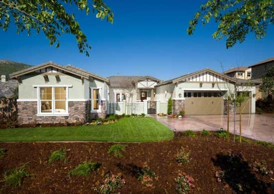 Single Family for Sale at Crystal Ridge Ii - Residence 2 – The Belfor Crystal Ridge Ln Colton, California 92324 United States
