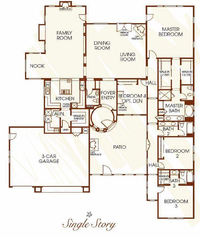Crystal Ridge Homes Crystal Ridge Ii Residence 2 The