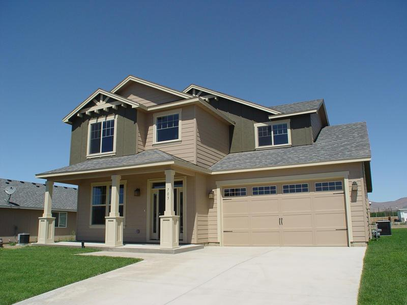 Soap lake new homes topix for Aho construction floor plans