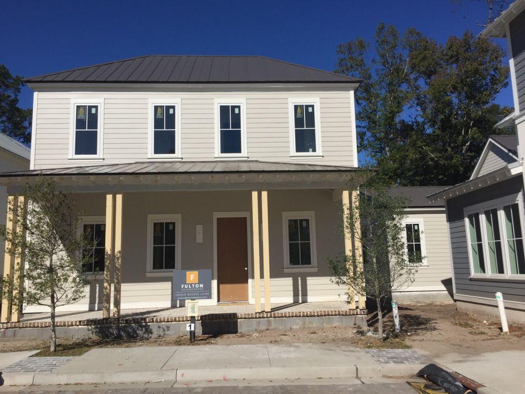 Single Family for Sale at Hailey 1120 Fulton Hall Lane Mount Pleasant, South Carolina 29466 United States