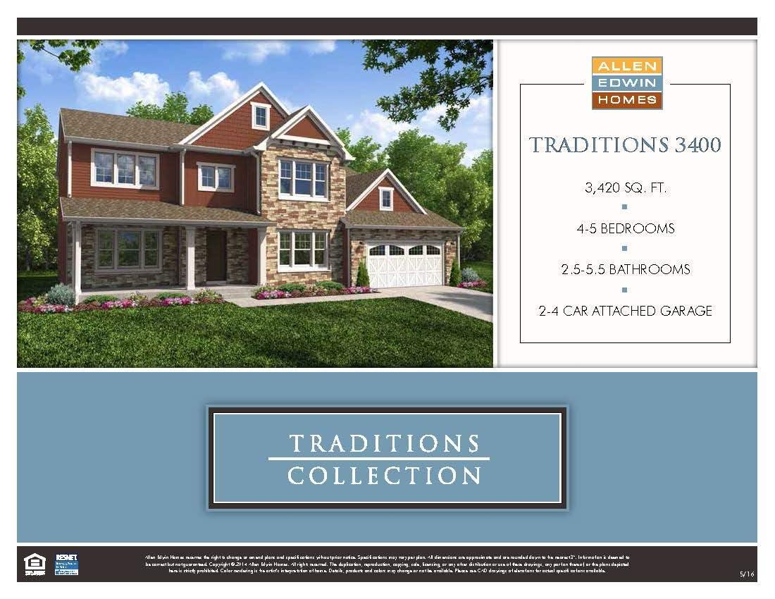 Brookhills Traditions 3400 Elkhartelkhart County
