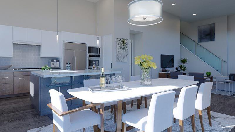 Multi Family for Sale at Plan E 3646 Seventh Avenue San Diego, California 92103 United States