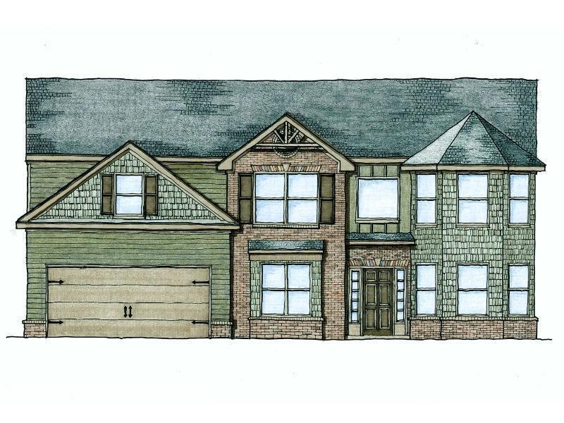 Real Estate at 1287 New Liberty Way, Braselton in Jackson County, GA 30517