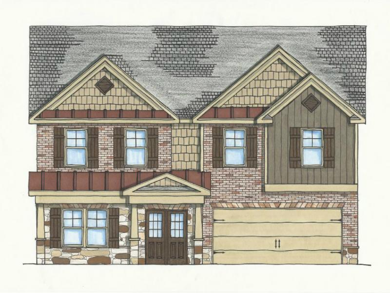Real Estate at Summit Valley Drive, Dacula in Gwinnett County, GA 30019