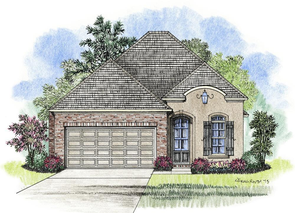 Single Family for Sale at Lexington Park - Lark Baton Rouge, Louisiana 70810 United States