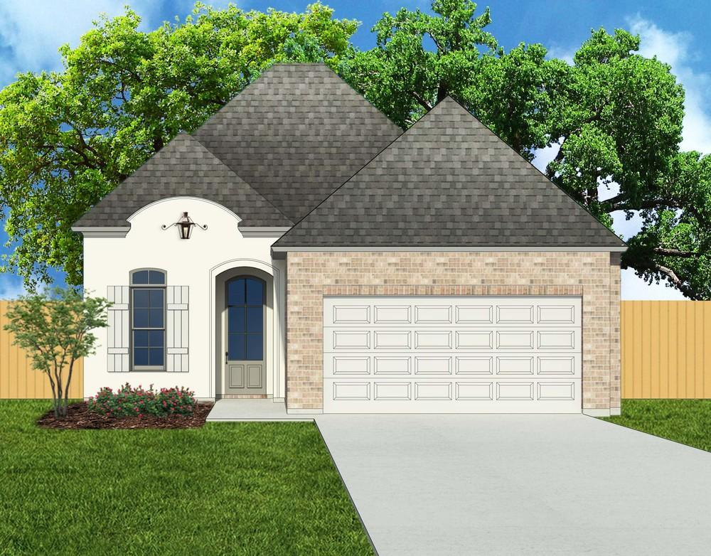 Single Family for Sale at Coursey Cove - St. Austell Baton Rouge, Louisiana 70817 United States