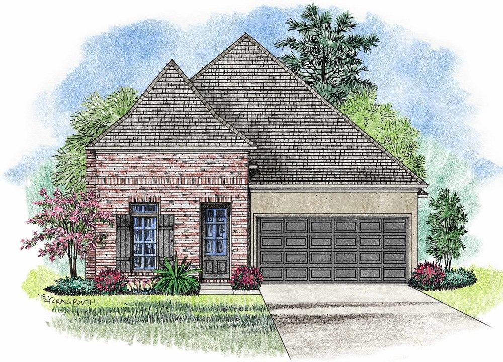 Single Family for Sale at Lexington Park - Teak Baton Rouge, Louisiana 70810 United States