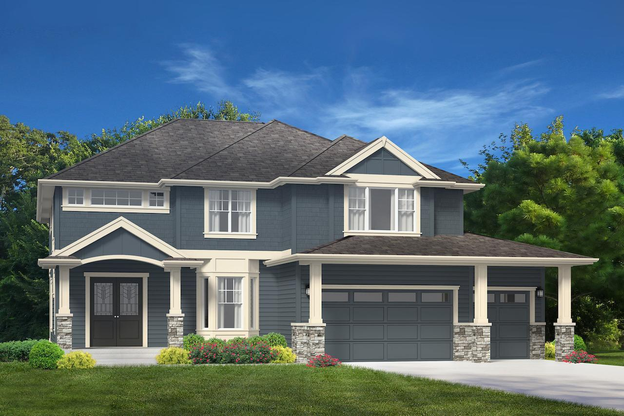 Cascade Fairwood New Homes Topix
