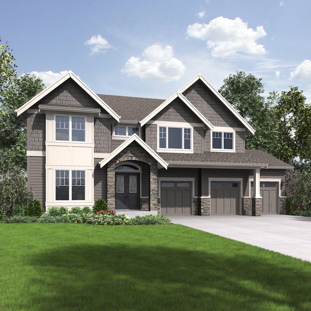 Single Family for Sale at Sagebrook - Cypress 121 222nd Place Se Sammamish, Washington 98074 United States