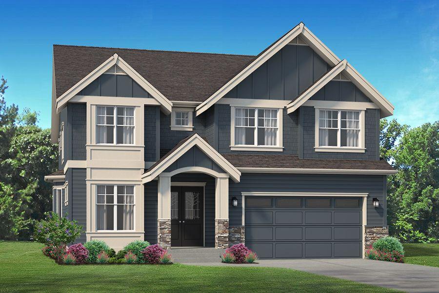 Single Family for Sale at Tanglewood - Belmont 17428 Se 192nd Dr Renton, Washington 98058 United States