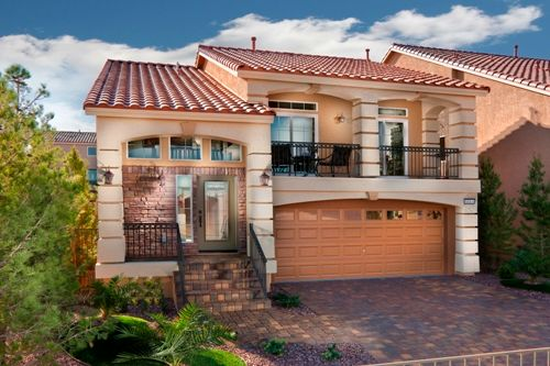 American West Highlands Collection New Homes In Las Vegas