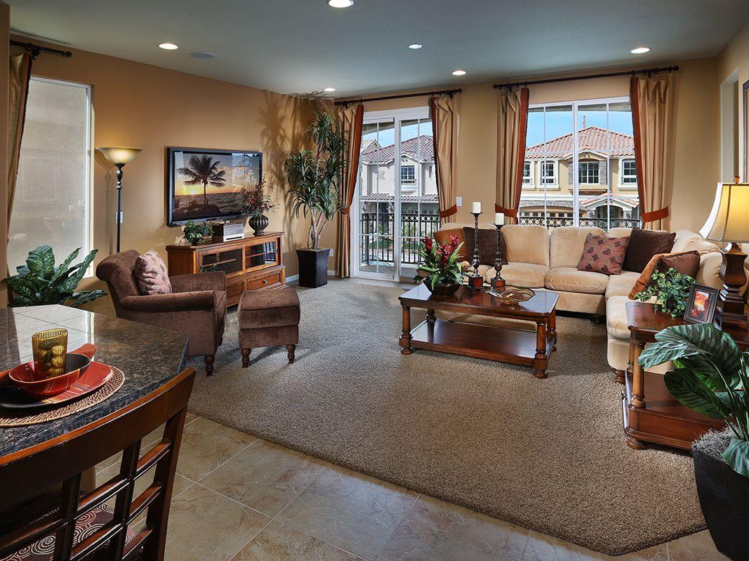 American west bridgewater new homes in las vegas nv by for New american home las vegas