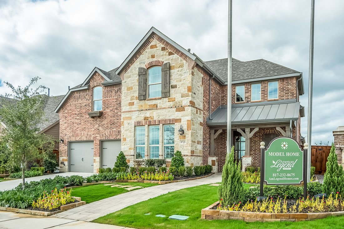Single Family for Sale at Plan 1607 421 Lomax Lane Haslet, Texas 76052 United States