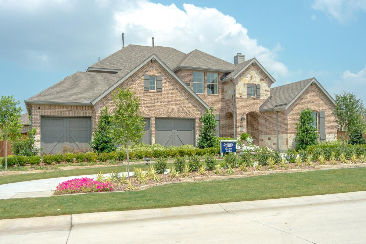 Single Family for Sale at Plan 1604 16109 Madison Square Way Prosper, Texas 75078 United States
