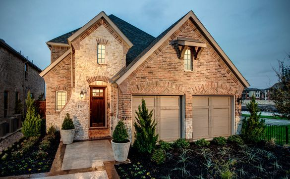 Single Family for Active at Plan 1163 4529 Tall Knight Carrollton, Texas 75010 United States