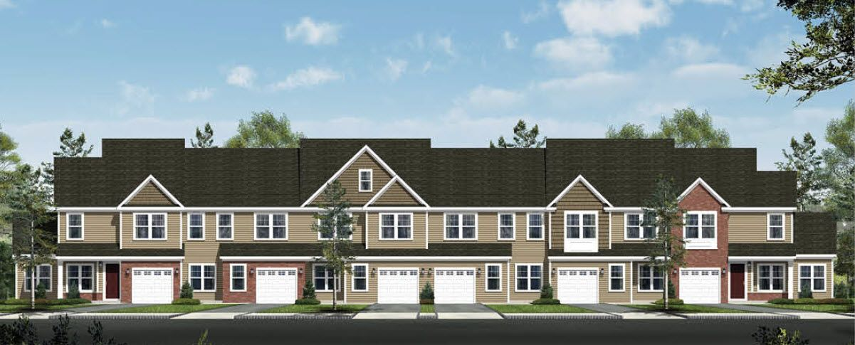 Single Family for Sale at Heritage At Colonia - Chesapeake 445 Inman Avenue Colonia, New Jersey 07067 United States