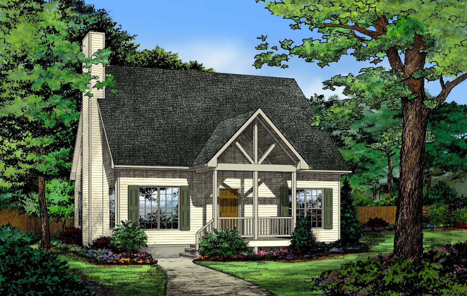 Single Family for Sale at Build On Your Lot - Franklin - Timberhill A 335 Np & L Loop Franklin, North Carolina 28734 United States