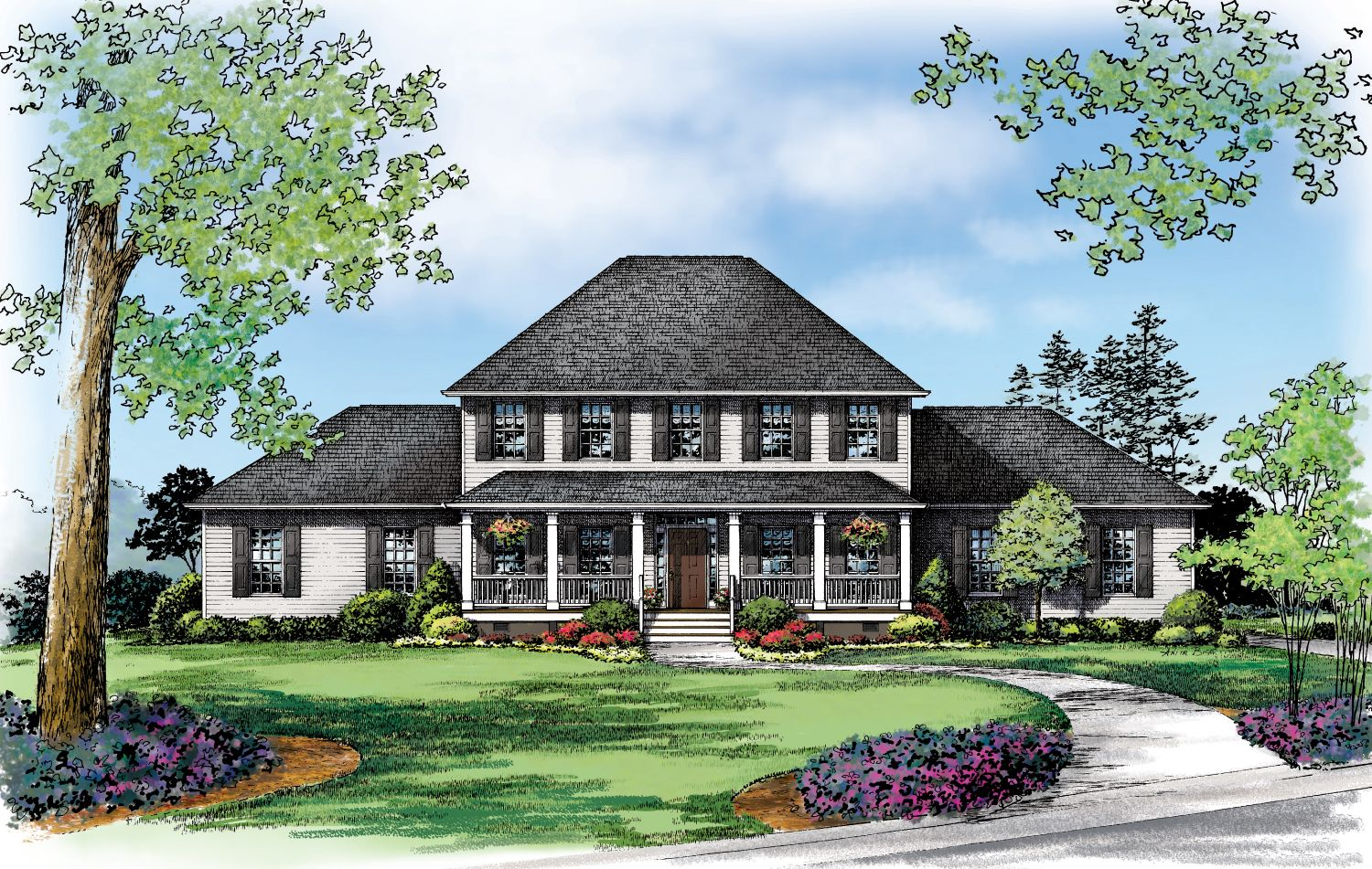 Build On Your Lot Macon New Homes In Macon Ga By America