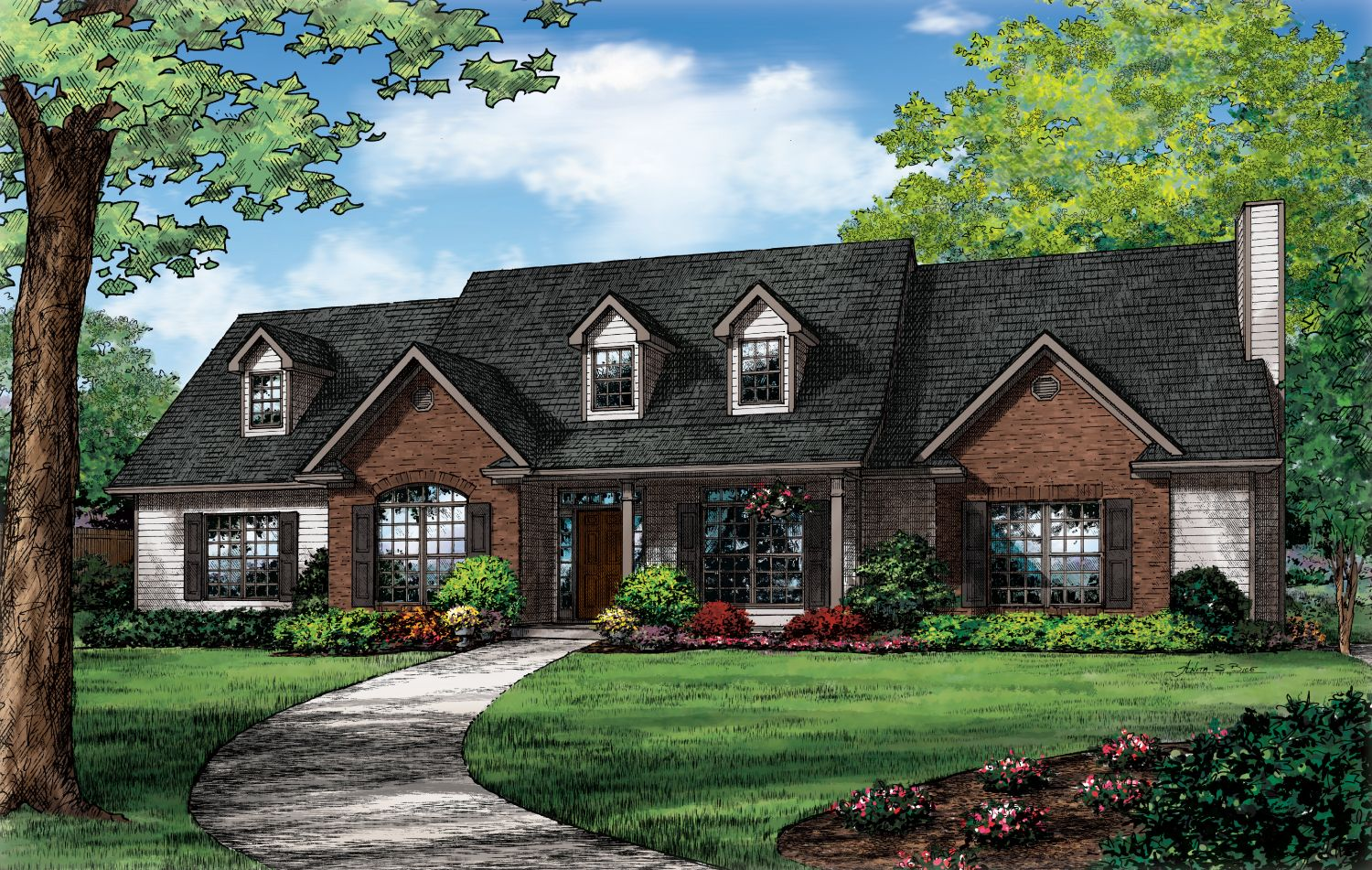 Build on your lot huntsville new homes in madison al by for Madison al home builders