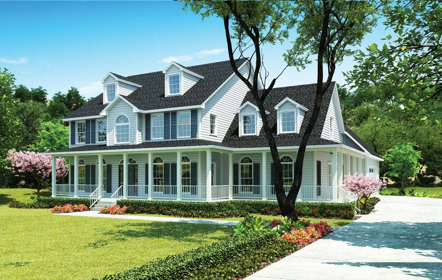Single Family for Active at Build On Your Lot Monroe Building Center - Hanover A 2608 Executive Point Dr Monroe, North Carolina 28110 United States