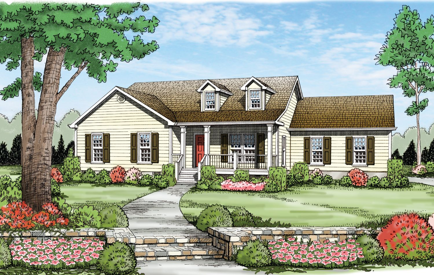 Build On Your Lot Anderson New Homes In Anderson Sc By