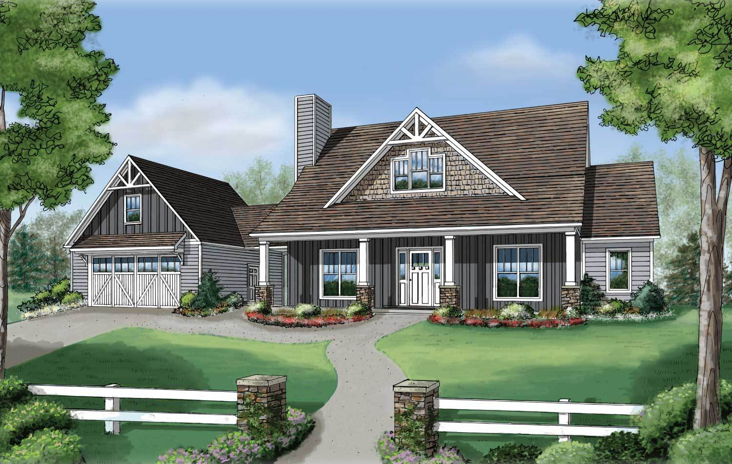 Single Family for Sale at Build On Your Lot - Albany - Dogwood Ii A 1220 N. Westover Blvd. Albany, Georgia 31707 United States