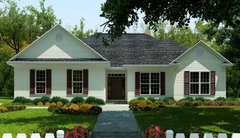 단일 거주 용 매매 에 Build On Your Lot - Albany - Honeysuckle 1220 N. Westover Blvd. Albany, Georgia 31707 United States