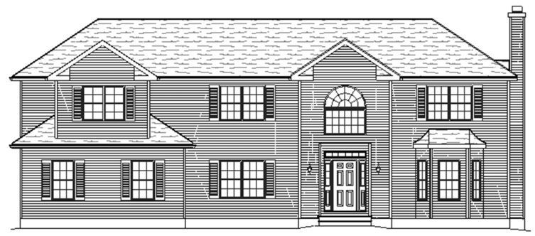 Single Family for Active at Bear Creek Estates - The Cambridge 134 Hankins Road Robbinsville, New Jersey 08691 United States