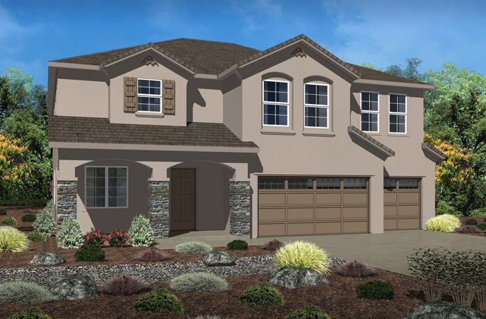 Single Family for Sale at Santana Ranch - The Cypress 1517 Santana Ranch Drive Hollister, California 95023 United States