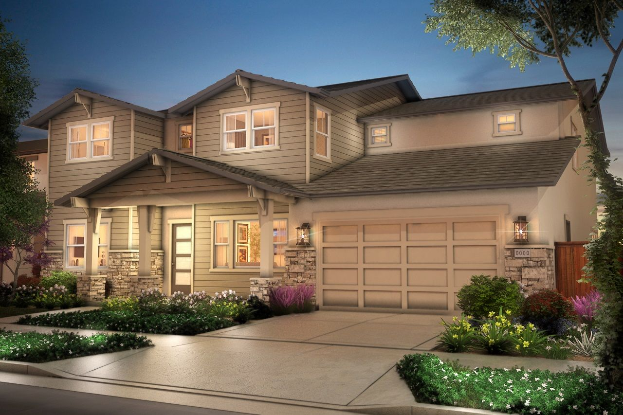 Single Family for Active at Reflections - Plan 3 1766 Mullholand Drive Lathrop, California 95330 United States
