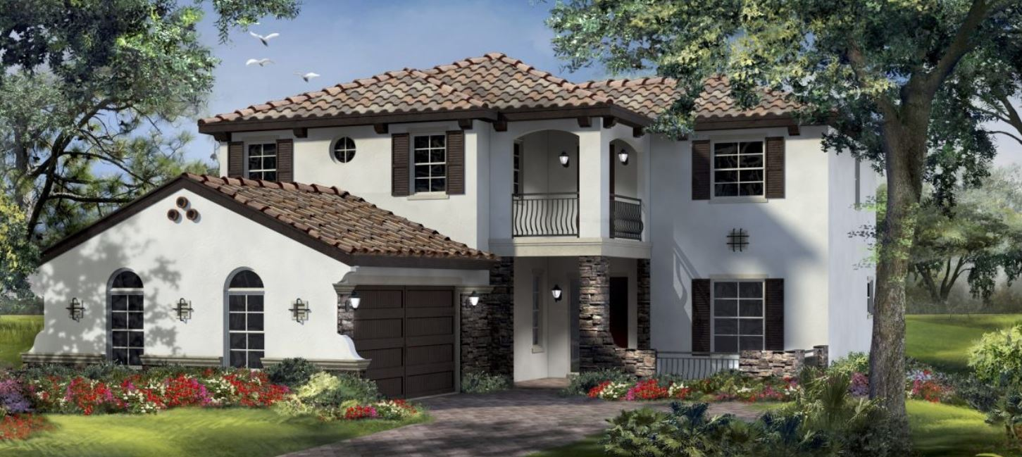 Single Family for Sale at Arden By Kennedy Homes - Gardenia 1168 Sterling Pine Place Wellington, Florida 33470 United States