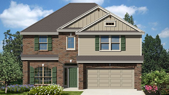 Single Family for Sale at The Parklands - Rocksprings (3198) 5211 Village Park Marion, Texas 78124 United States