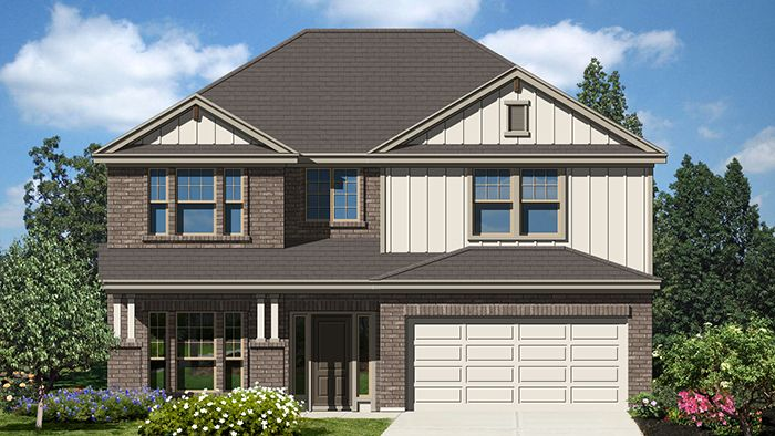 Single Family for Sale at The Parklands - Kingsland Iii (2999) 5211 Village Park Marion, Texas 78124 United States