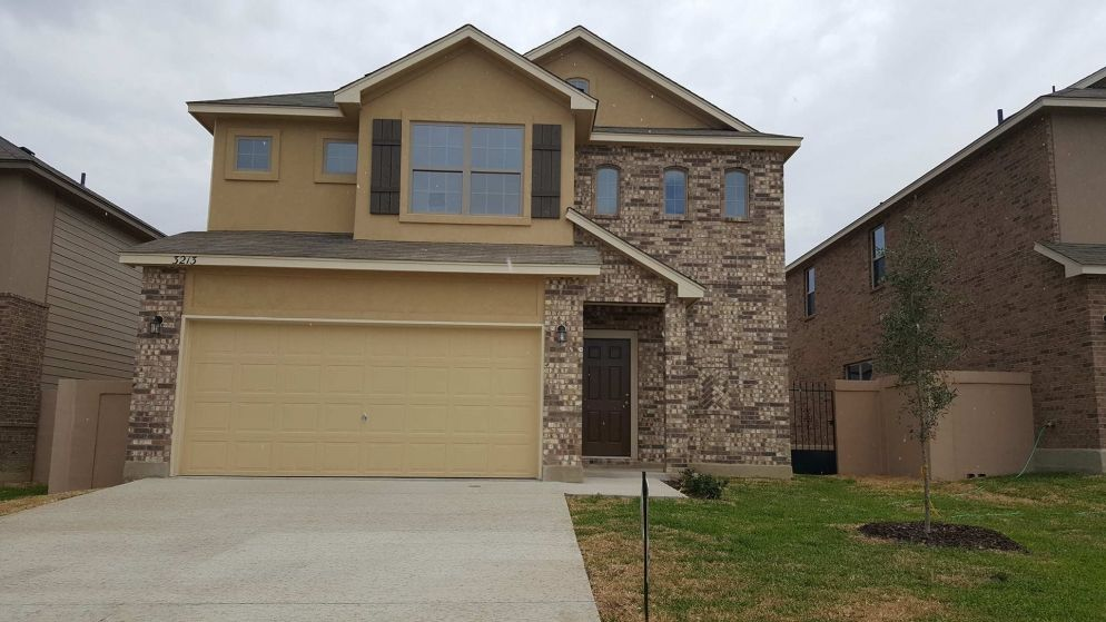 5404 angus dr laredo tx new home for sale 216 855 for Laredo home builders