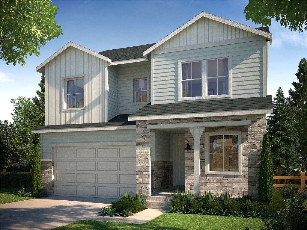 Один семья для того Продажа на Candelas - Residence 5 - Tri Pointe Homes 9371 Mcintyre Street Arvada, Colorado 80007 United States