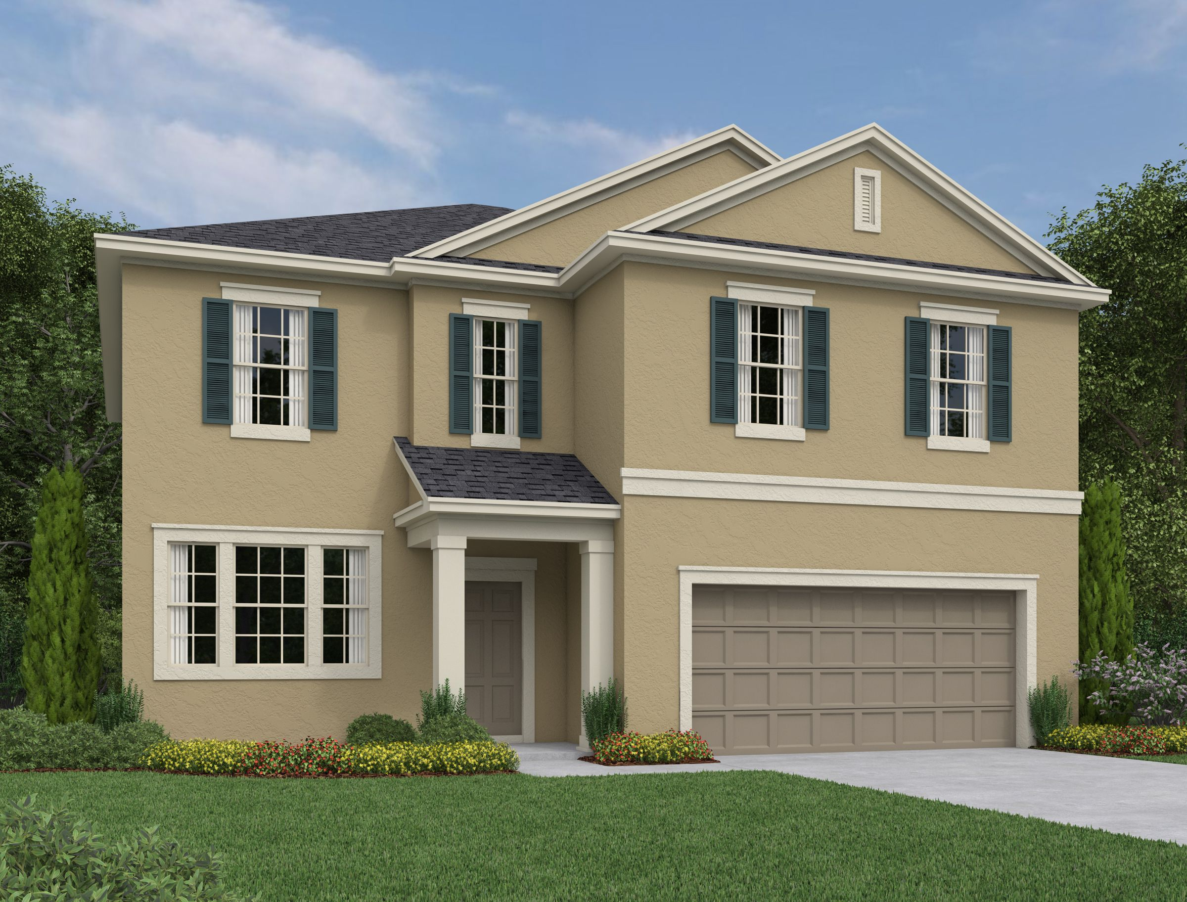 Monroe asturia in odessa for Adrian homes pre construction