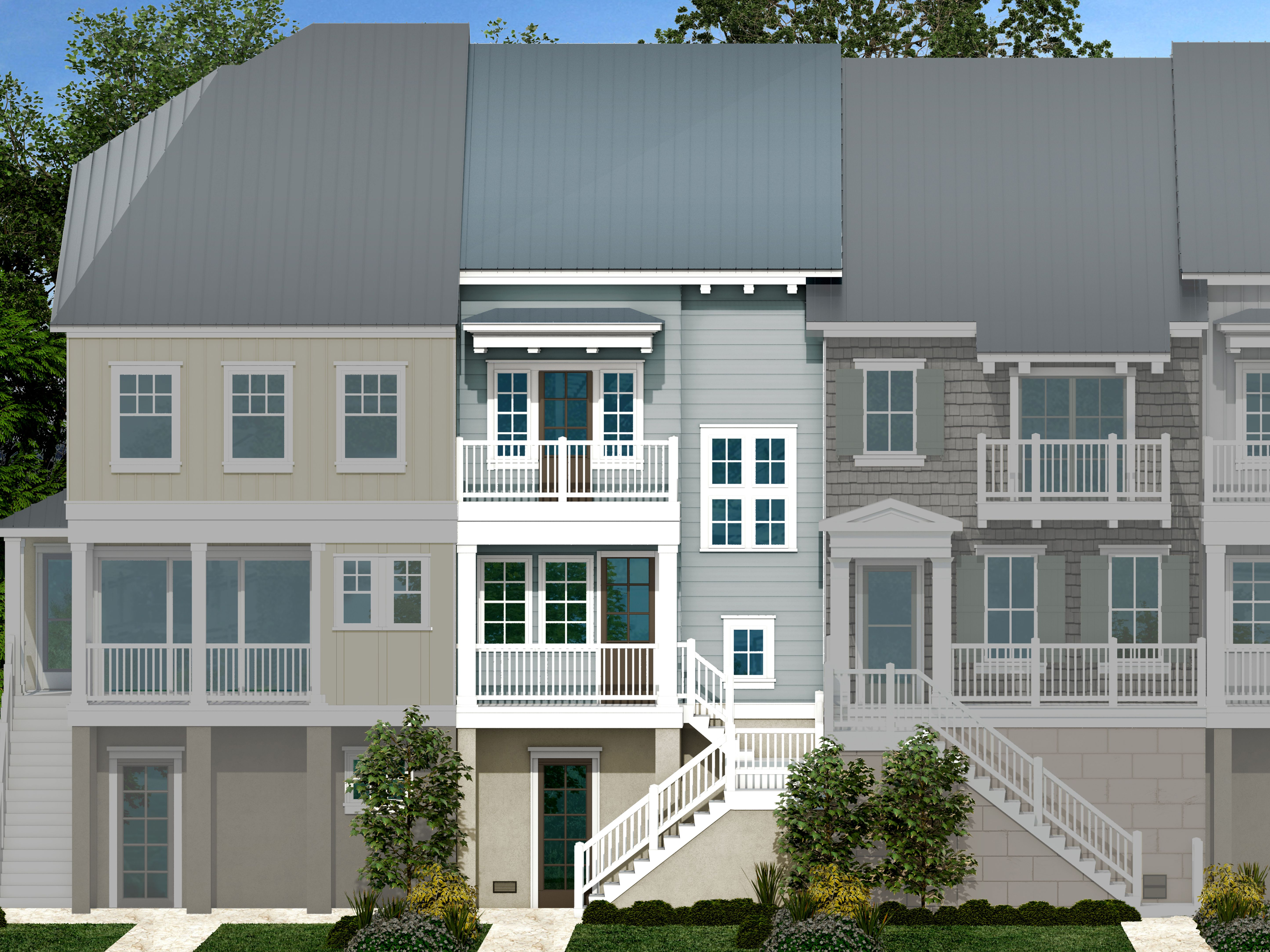 Multi Family for Active at Waterside - Skipjack W/ Loft 19915 Gulf Boulevard Indian Shores, Florida 33785 United States